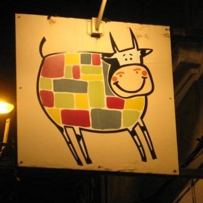 La Vache à Carreaux – Avignon