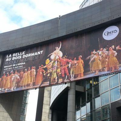 Opéra Bastille – Ballet de la Belle au Bois dormant – Tchaikovsky