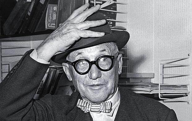Le Corbusier Pompidou