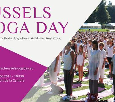 Brussels Yoga Day – Journée internationale du Yoga