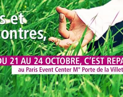 Yoga Festival Paris – 24 au 26 octobre 2016 – Paris Event Center