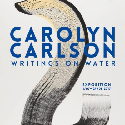 Carolyn Carlson « Writings on Water »