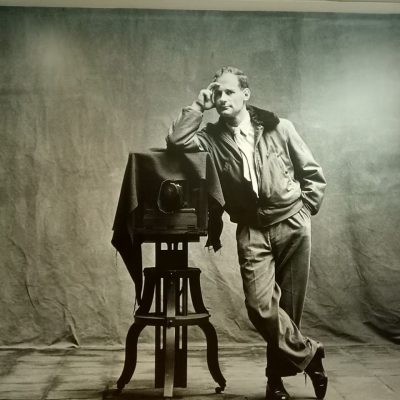 Irving Penn s'expose au Grand Palais