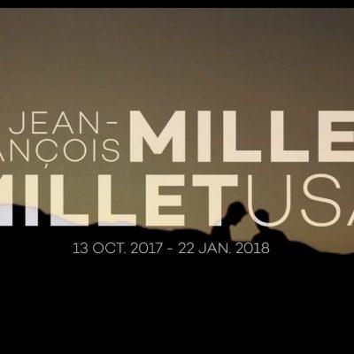 Millet USA au Palais des Beaux-Arts de Lille