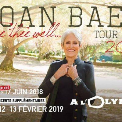 Joan Baez – «Fare thee well»