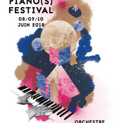 Lille Piano Festival – 08/09/10 Juin 2018