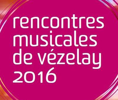 Rencontres Musicales de Vezelay